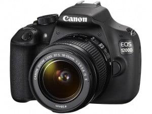 Canon EOS 1200D Spejlreflekskamera
