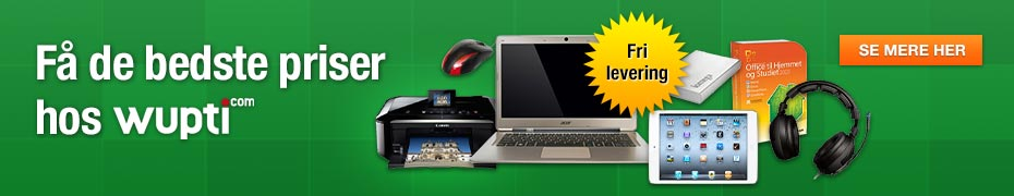 Wupti webshop